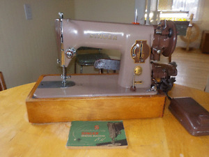 1950's Singer 191 Sewing Machine