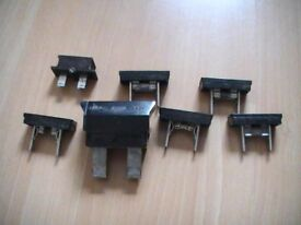 HEAVY DUTY HOUSE FUSES CONDITION USED
