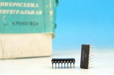 10x Kr580gf24 58024 Clone Of P8224 Intel 8224 Clock Generator Driver Ic