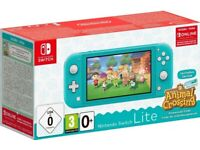 NINTENDO SWITCH LITE *BRAND NEW*NEVER BEEN USED*