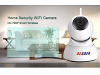 BESDER HD 720P IP Camera Wifi PTZ Security Two Way Audio Night Vision Wireless IP Camera P2P Cloud