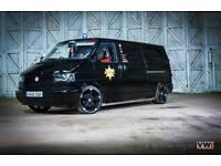 Volkswagen T4 Day Van (Magazine featured)