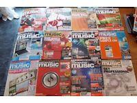 Computer Music Magazine - 12 Issue Bundle (2003 -2005)