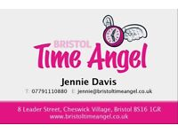 Your personal Assistant!!! Bristol Time Angel!!!