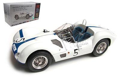 CMC M-047 Maserati Tipo 61 Birdcage 1000km Nurburgring 1960 Moss/Gurney 1/18