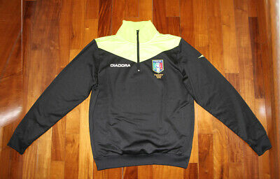 Retro Giacca Official Ita Aia Arbitro Figc Diadora 8P0OXkwn