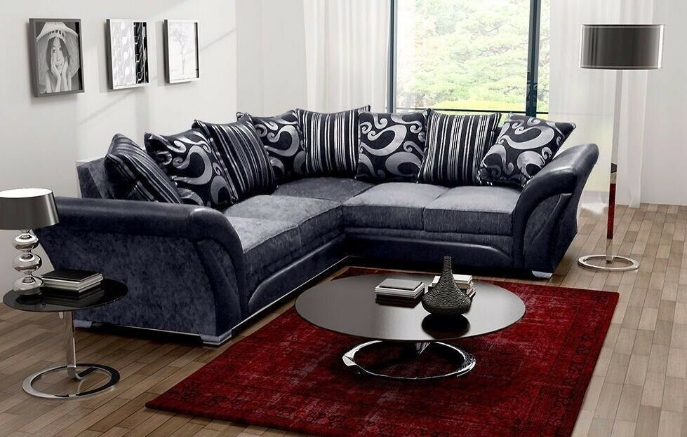 Uk Best Ing Brand New Shannon Large Sofas 3 2 Or Corner Same Day Drop Guranty In Luton Bedfordshire Gumtree