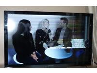 "PANASONIC TX-L42E30B 42"" LCD SMART TV FREEVIEW HD (DAMAGED)"