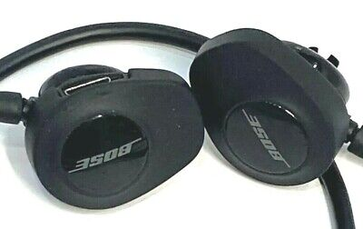 Bose SoundSport Wireless In Ear Bluetooth Headphones NFC Bose SoundSport - Black