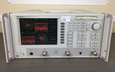 Anritsu Ms4623c 10mhz - 6ghz Vector Network Analyzer Opts 0103111324 Ms4623b