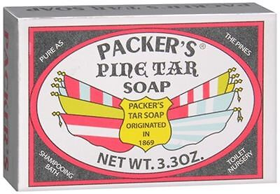 Packers Pine Tar Soap 3 30 Oz
