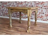 Extending Rustic Dining Tables / Farmhouse Extender - Seat up to 12 People
