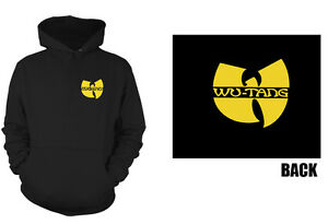 WU-TANG-Hoodie-Double-Sided-Gza-Rza-ODB-Method-Man-Hip-Hop-Wu-Tang-Shirt-Tee