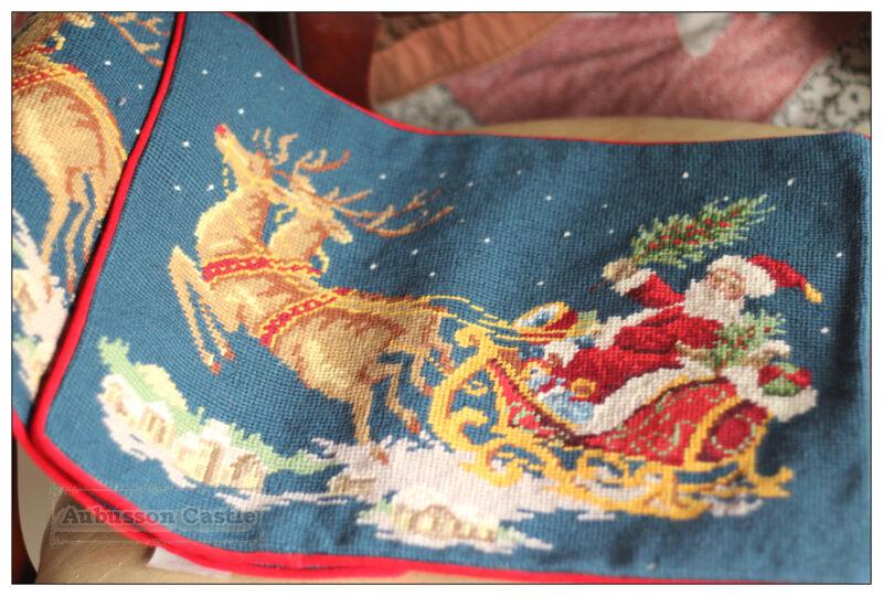 Christmas Needlepoint Stocking Kits