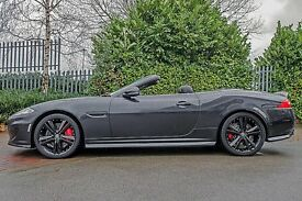 Jaguar XKR Convertible - 530hp, Spires Stage 3 Exhaust, Speed + Black Pack! Huge spec!
