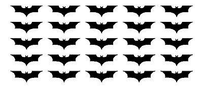 Batman Laptop - Dark Knight Batman Symbol Vinyl Decals Phone Laptop Helmet Small 1.5