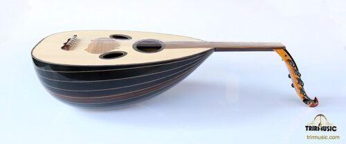 Syrian Quality Handmade Walnut String Instrument Oud Ud ASO-108