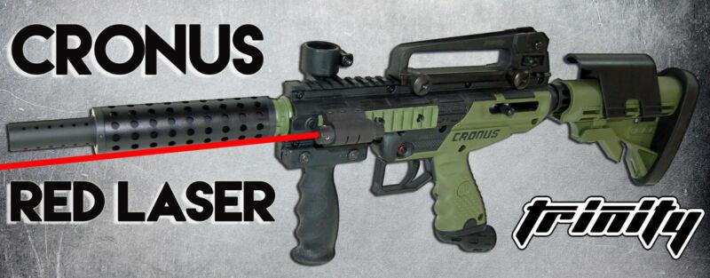 Tippmann cronus red sight paintballing accessories tactical upgrades woodsball