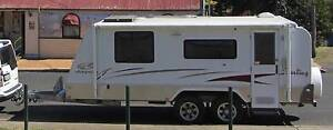 2008 Jayco Sterling Outback Poptop 17.55-3 Buderim Maroochydore Area Preview