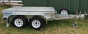 Trailer 2 tonne boggy wheel made by KMC construction Morisset Lake Macquarie Area Preview