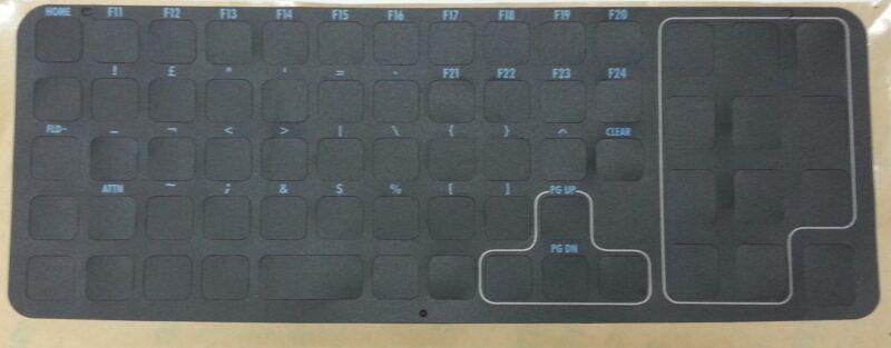 Motorola Symbol VC5090 Keyboard Overlay Half Screen