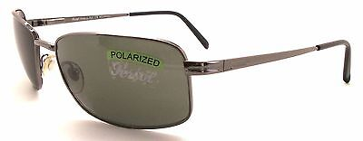 Brand New Persol 2198 513 48 Sunglasses Polarized Grey Lenses Gunmetal Frame Persol Gray Polarized Frame