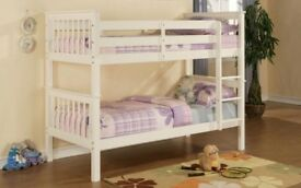 25% OFF = Brand New Twin/Twin STRONG WOODEN. Single Top & Bottom Extra Solid Wooden BED SETS