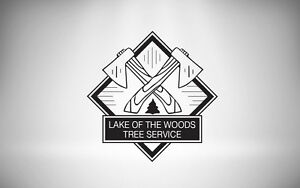 Lake of the Woods Tree Service-Call/Text 807-464-5398