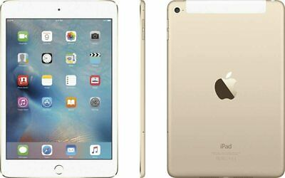 Apple iPad mini 3 64GB, Wi-Fi   Cellular (Unlocked), 7.9in - Gold
