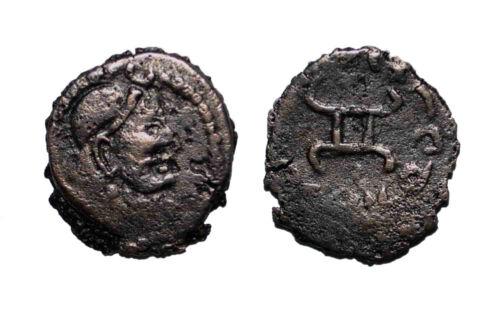 (11018) Chach AE coin, Farankat [Benakan] domain,ruler Akchania [Shchanyabag]-RR