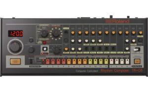 Roland TR-08 Rhythm Composer Recreation of TR-808 Drum Machine New