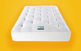 King Size Myers My Woolly Natural Mattress