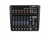 Alto ZMX122FX | Professional 8-Channel Compact Mixer with Effects