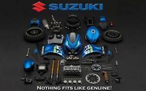 BUNBURY SUZUKI GENUINE MOTORCYCLE PARTS - 24/7 ONLINE STORE Bunbury Bunbury Area Preview