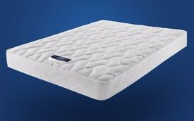 Brand New - Small Double Silentnight Miracoil Mattress
