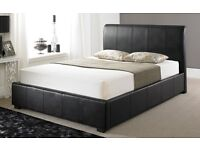 4ft ottoman storage bed