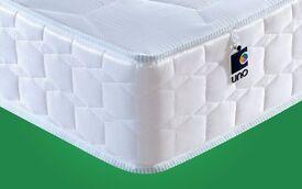 Breasley Uno Supreme Extra Firm Reflex Foam Mattress 5FT King Size 10yr warranty