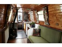 Houseboat To Rent. Nov 18 to Mar 19. Peaceful Location. 9 Miles By Road From Manchester City Centre.