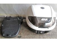 Givi Back Box & Carrier For Honda CBF 125