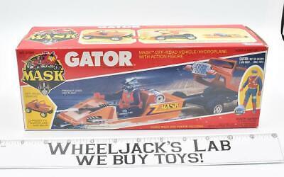 Gator Box MASK Kenner Action Figure Vintage