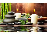 Unforgettable massage by skillfull pretty masseuse