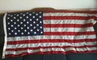 American flag, approx 4ftx2ft