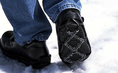 Yaktrax Walker Ice Snow Traction Cleats Shoe Spikes Size MEDIUM