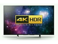 "Sony 43"" 4K UHD Smar Wi-Fi new mode Full Android tv . KD43XD8088 Model ."