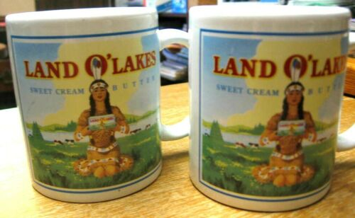 Lot of 2  - VINTAGE LAND O