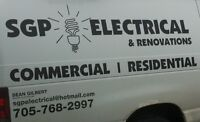 SGP Electrical & Renovations