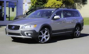 2014 Volvo XC70 T6 PREMIER PLUS! LEATHER! SUNROOF! BLIS!