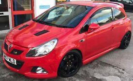 Vauxhall corsa vxr red!!