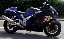 SUZUKI GSXR1300 HAYABUSA VERY GOOD CONDITION