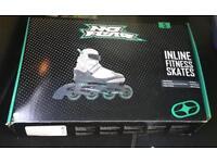 Women's inline skates size 5 £20